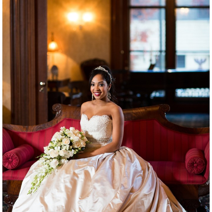 Miss America 2010 Caressa Cameron . Bridal Portraits