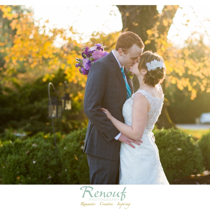 Rachel & Nathaniel . Married . Rock Hill Plantation House Wedding