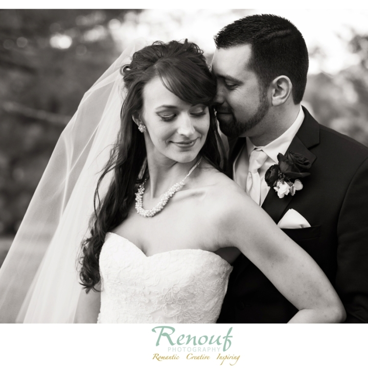 Crystal & David . Married . Rock Hill Plantation House Wedding