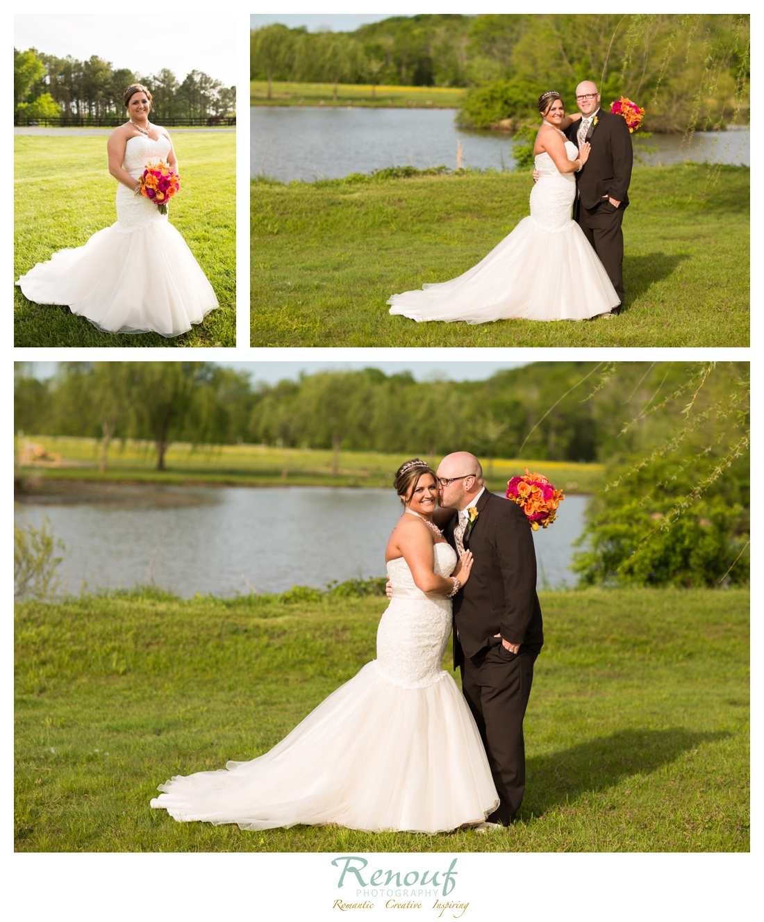 Kellys Ford Wedding photographer Virginia