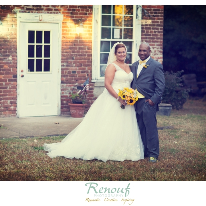 Nicholle & Eric . Married . Inn At The Olde Silk Mill Wedding