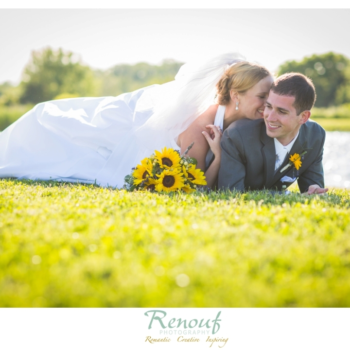 Robyn & Josh . Married . Old House Vineyards Wedding