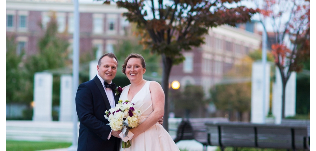 Christie & Tim . Married . The Carlyle Club Wedding