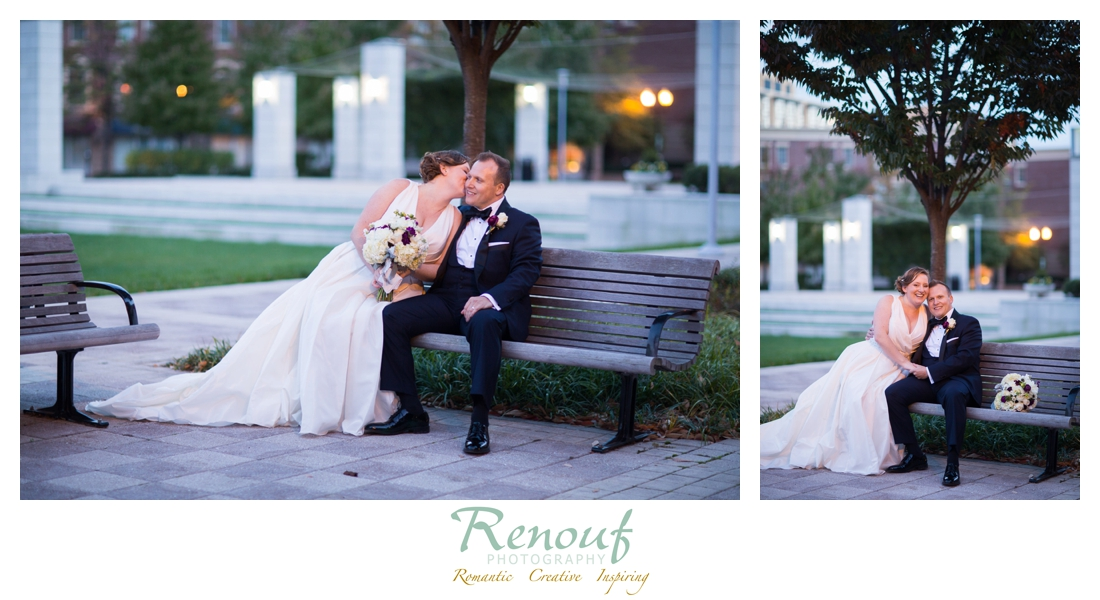 Carlyle Club Alexandria Wedding Photographer