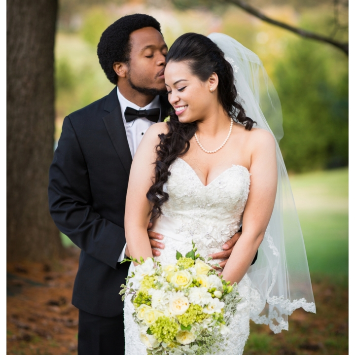 Megan & Michael . Married . Rock Hill Plantation House Wedding