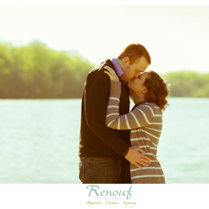 Rachel & Nathaniel . Engagement Session Alexandria