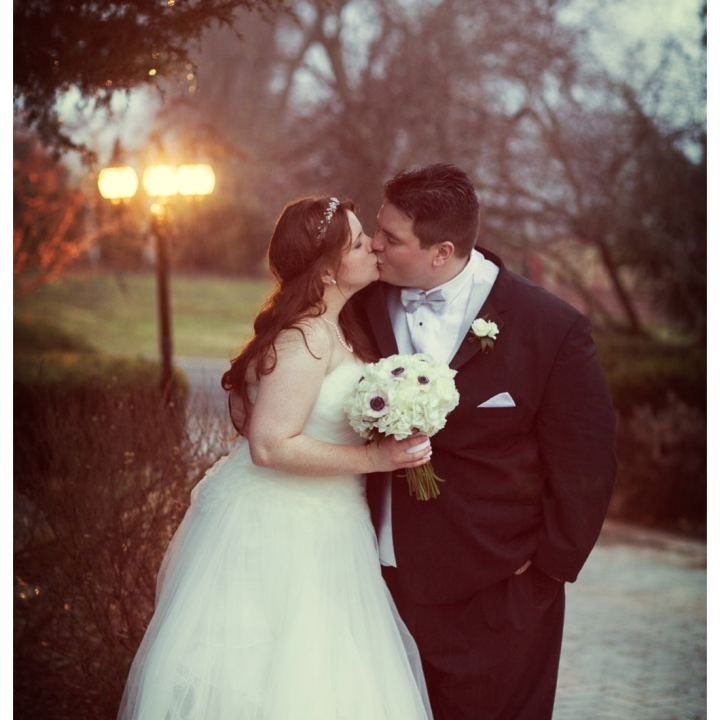Sarah & Brett . Married . The Black Horse Inn Wedding