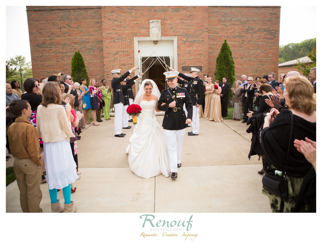 Quantico Fredericksburg Square Wedding Photographer Virginia